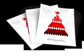 Ruby Christmas Tree